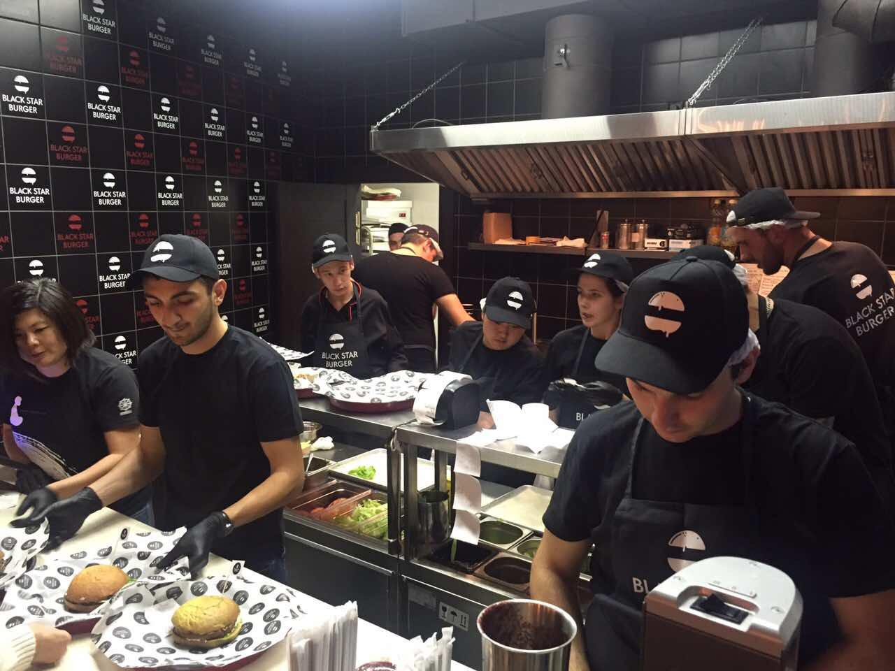 Открытие ресторана в Мытищах