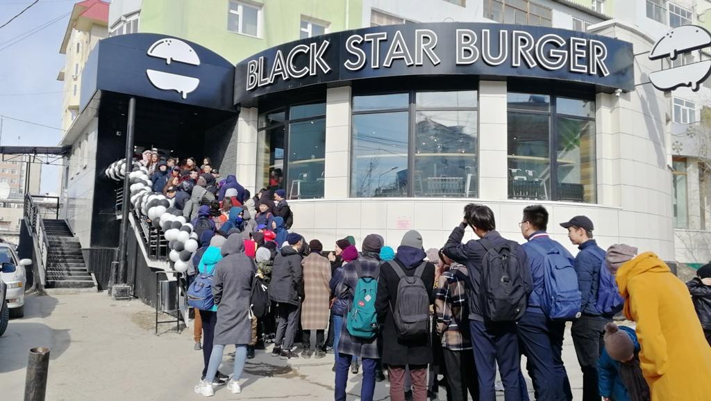 Открытие BSB Якутск